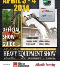 Atlantic heavy equipment show
