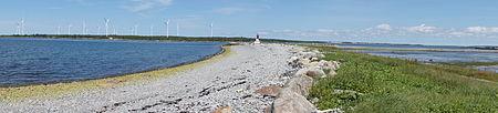 Pubnico Wind Farm Nova Scotia