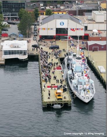Naval heritage