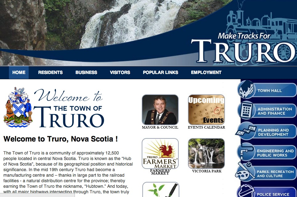 turo web page