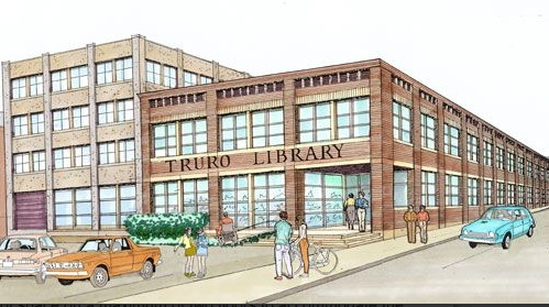 Colchester East library: Two proposals