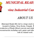 municipal mix cape breton