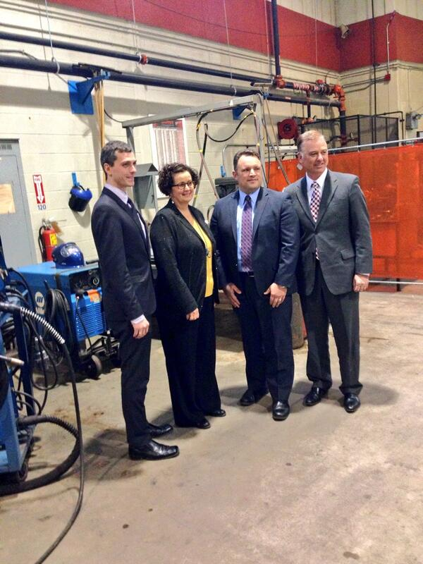 Atlantic Welding Technology Centre to be established in Bathurst
