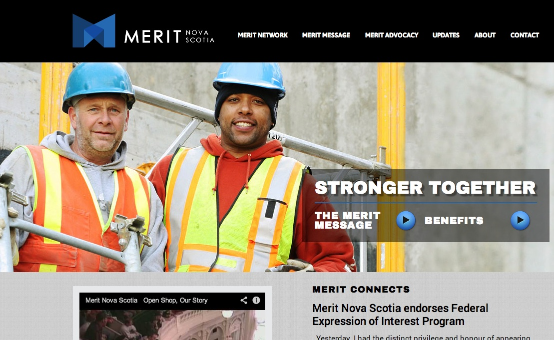 merit ns website