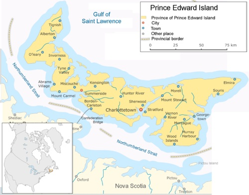 Prince Edward Island announces additional road projects
