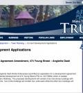 Truro applications