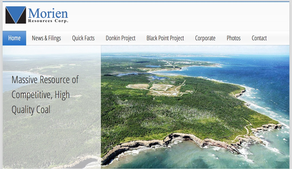 Morien announces agreements for Black Point Marine Aggregate Project