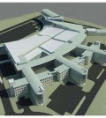 corner brook hospital rendering