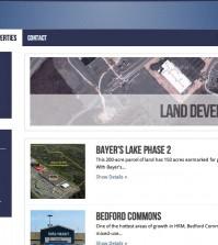 banc development page