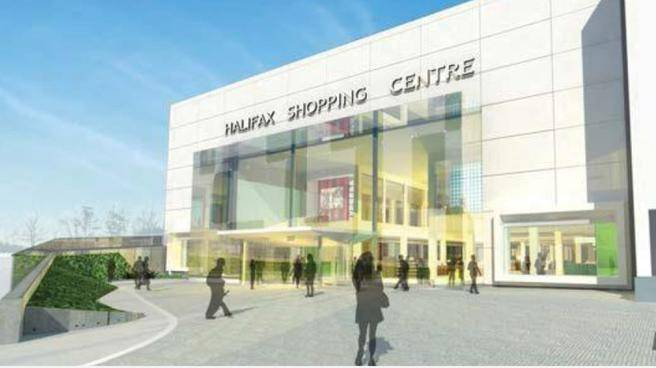 Work begins on $70M redevelopment project at Halifax Shopping Centre
